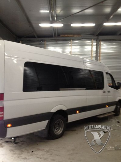 Тонировка Mercedes-Benz Sprinter
